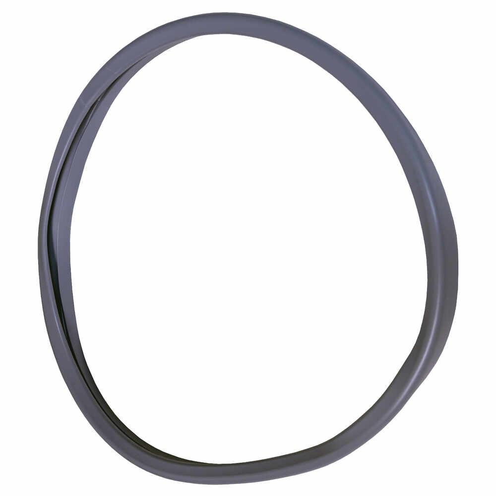 "Gray Gasket for 6.5"" x 10"" Mirror Head - Velvac 703102"