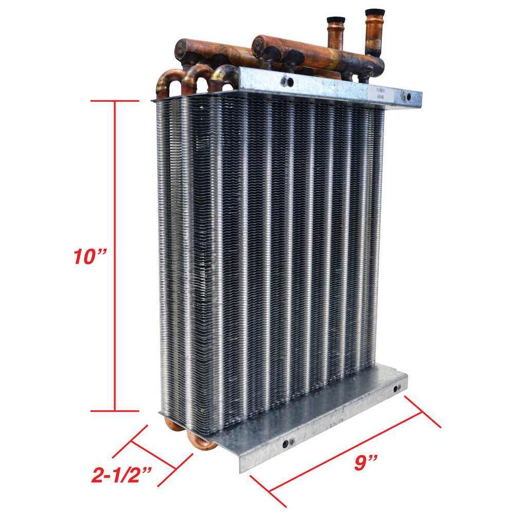 Heater Core for Kysor 936093