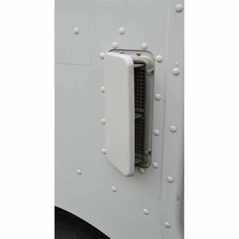 Hingeless Aluminum 2-Way Vent