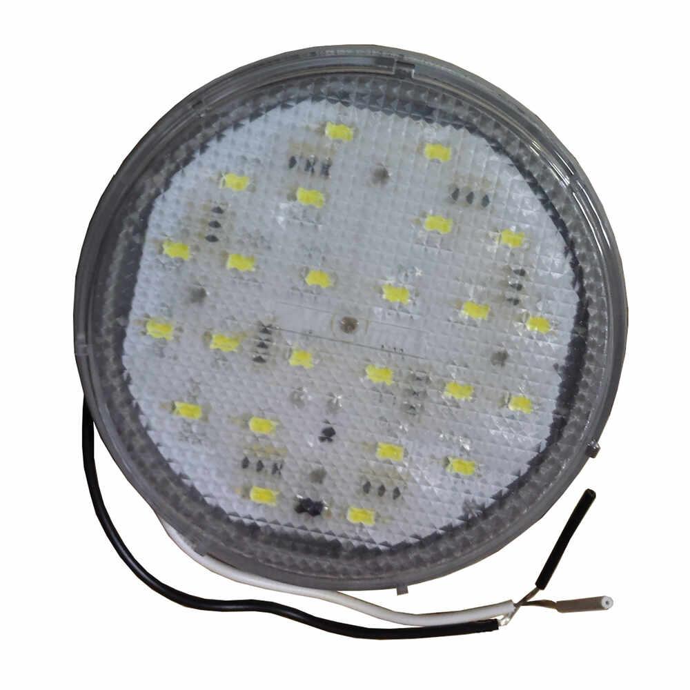 "LED 4.3"" Round Low Profile Dome Light, 24 LED's"