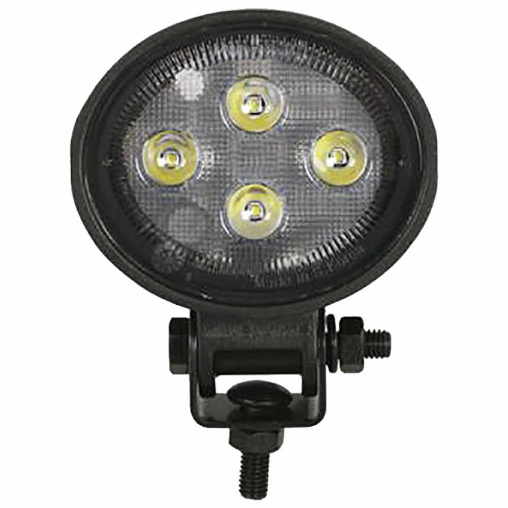 LED Compact Oval Work Light
