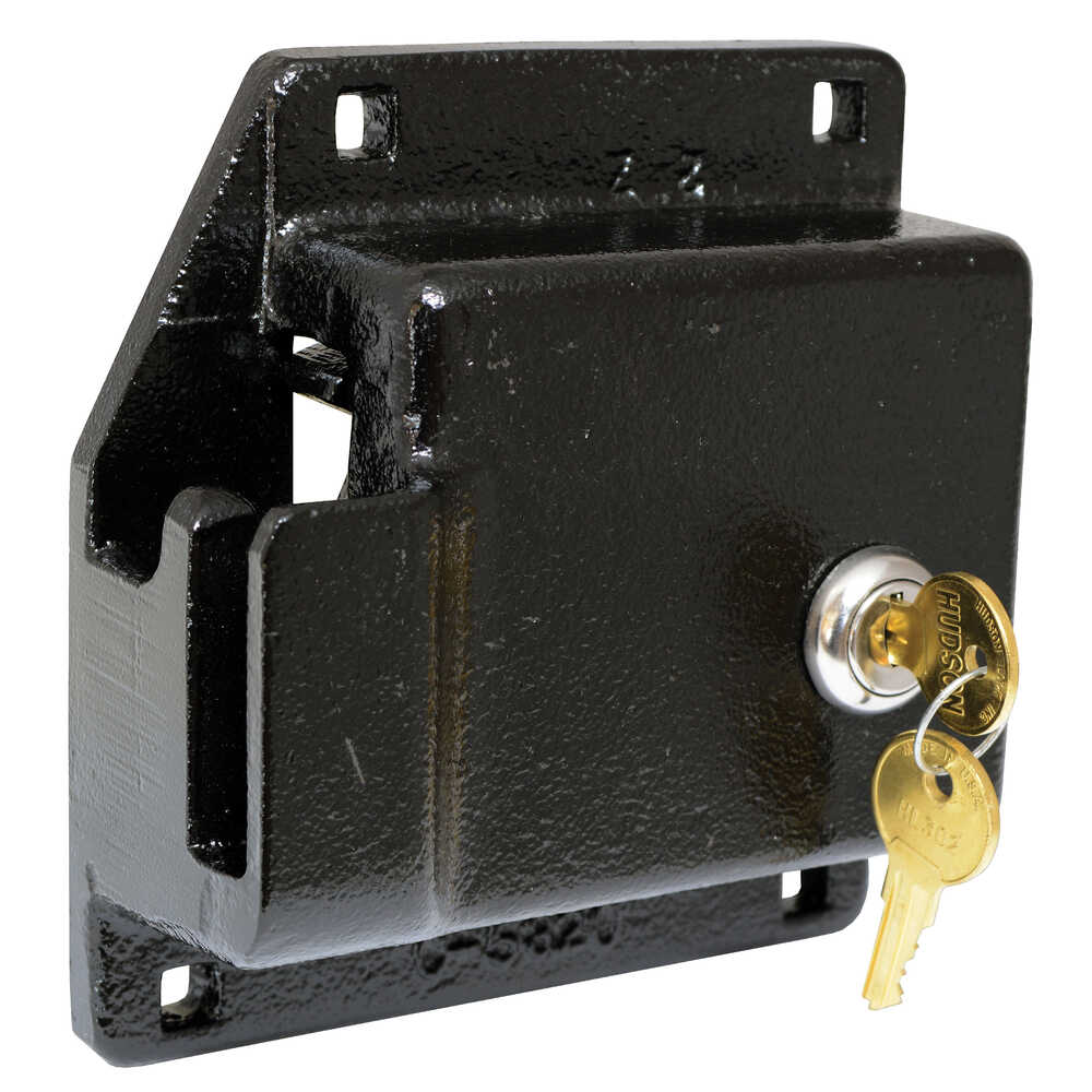 Lock Box with Standard Cylinder - fits Whiting Roll Up Door