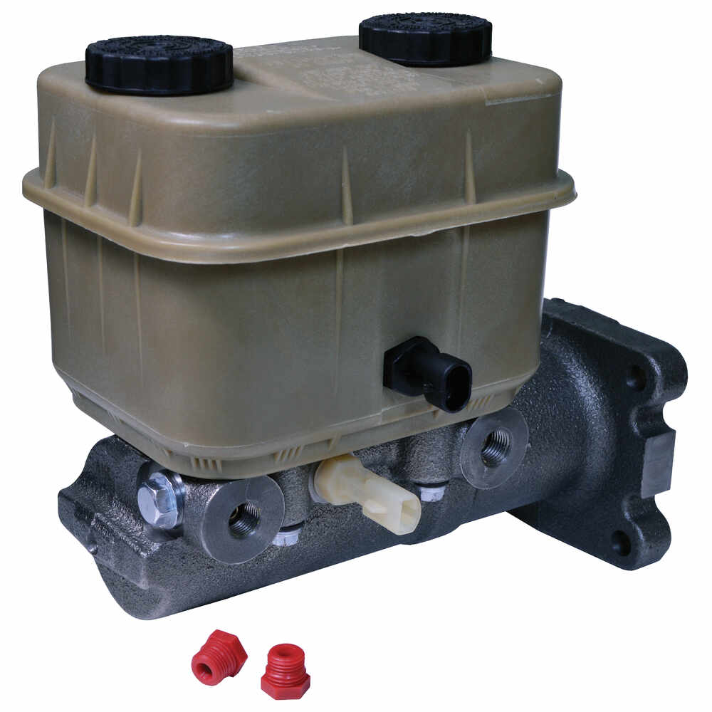 "Master Cylinder with 4-3/4"" High Reservoir"