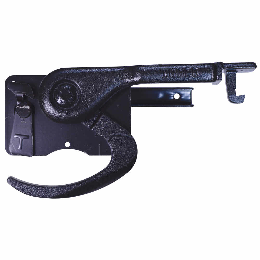 """Maximum Security """"J"""" Latch with Inside Release Handle - Todco 702635"""