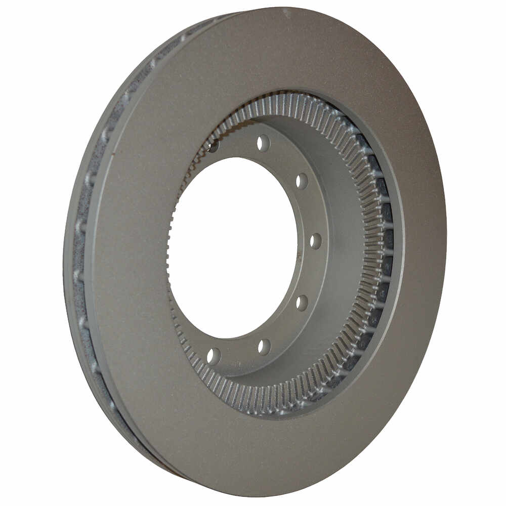 Rotor with ABS Exciter Ring
