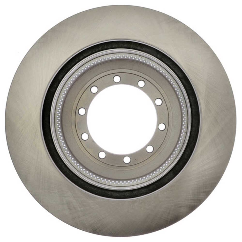 Rotor with Exciter Ring - Rear - Fits Ford F53 / F59 - 2011-2019