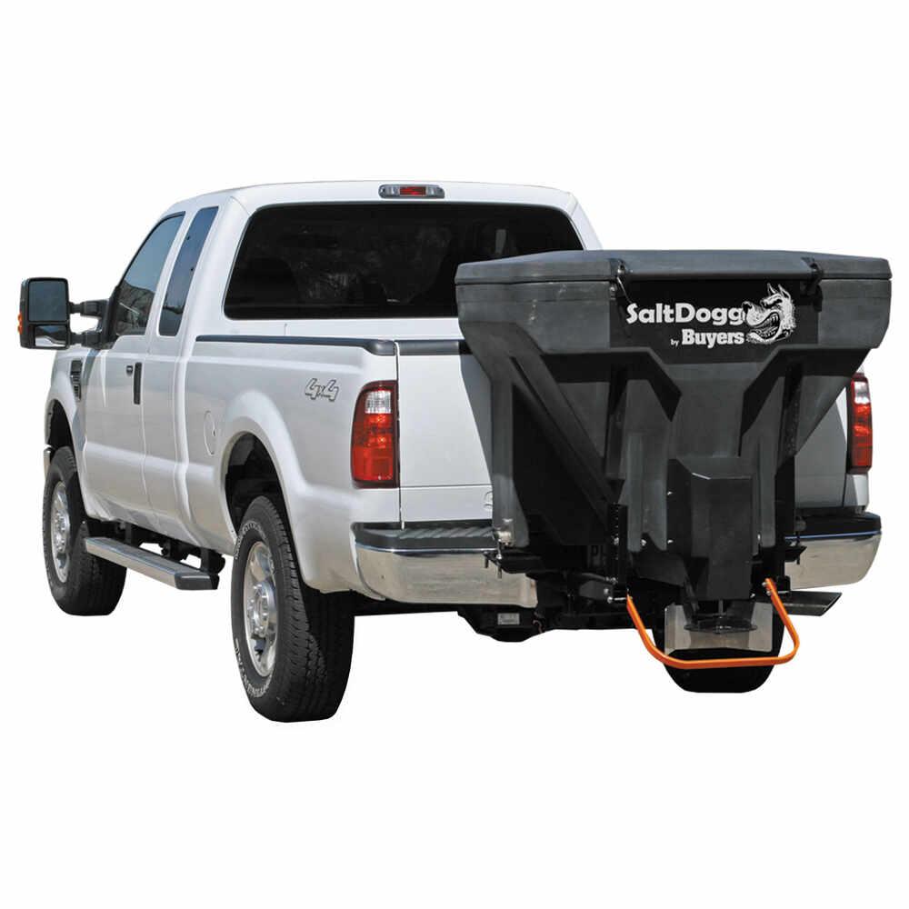 SaltDogg 825 lb Capacity Low Profile Salt Sand Tailgate