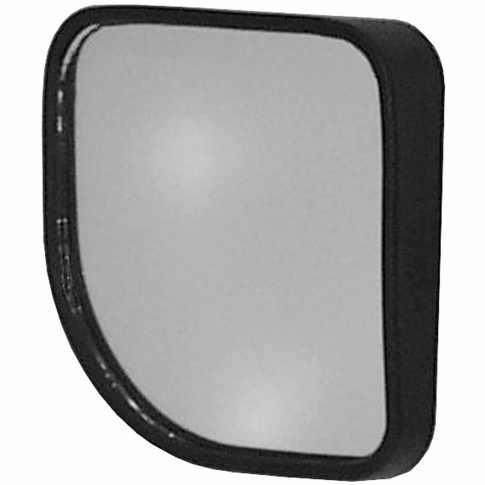 """The Wedge"" Stick On Corner Mount Spot Mirror - Velvac 723068"