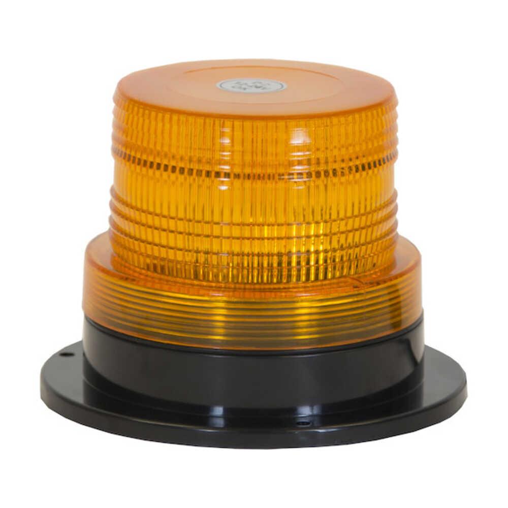 Ultra Compact Strobe Lamp Magnetic Mount - 12V