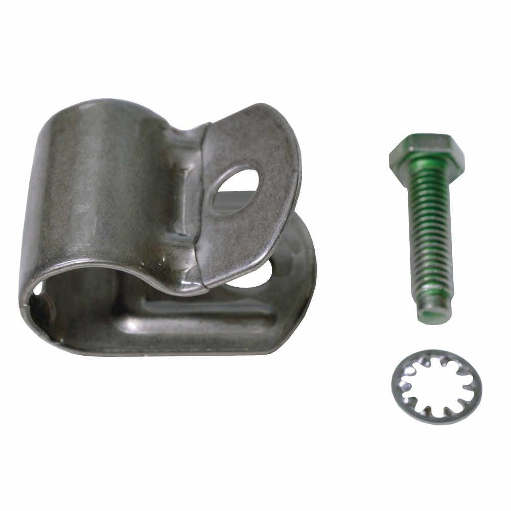 Velvac 704068 Mirror Clamp Kit, Stainless Steel