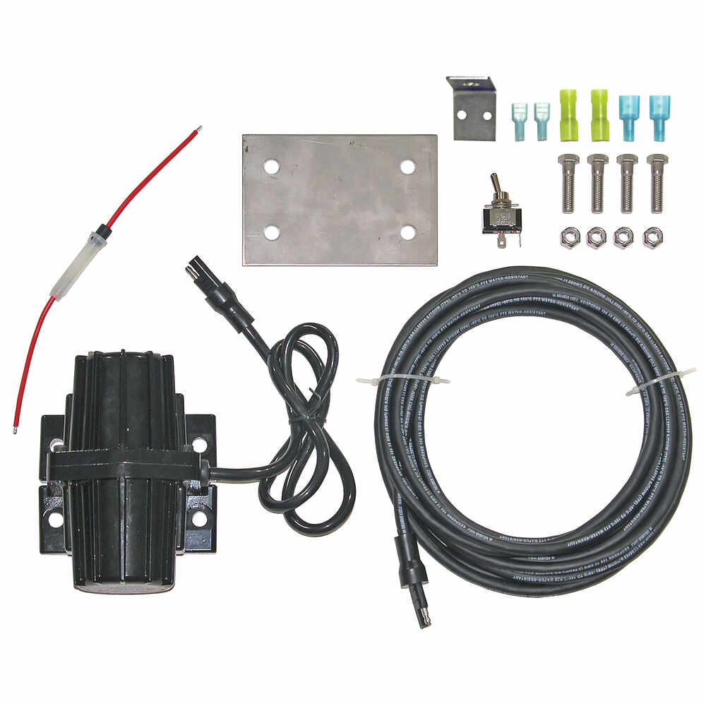 Vibrator Kit, 200 lbs Force for 1-3 Cu. Yd. Spreaders
